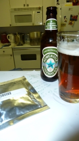 Single Hop Experiment: Palisades American Bitter