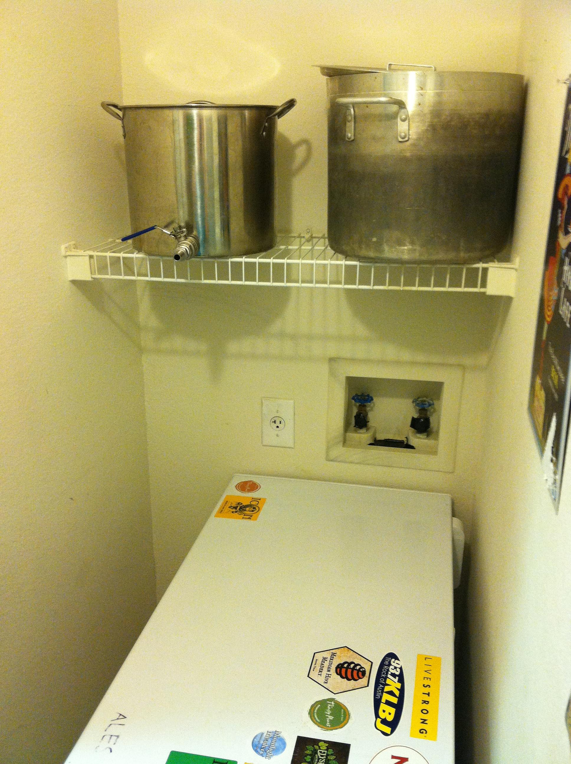 Apartment Brewing Tech Essential Starter Equipment First