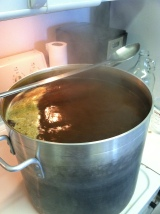 Brewing a Rye Amber Ale and Kegging the Kolsch