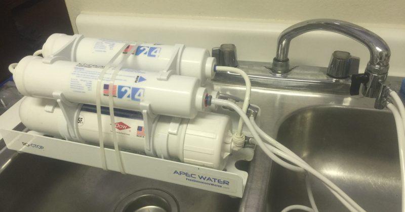 APEC Water RO System