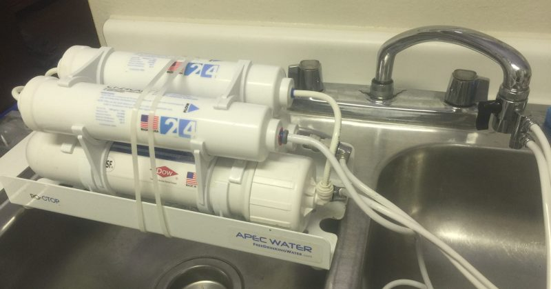 APEC Water RO System